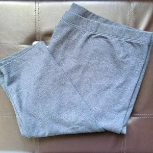 Joe Fresh basic grey leggings
